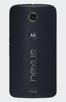 verizon nexus 6 back