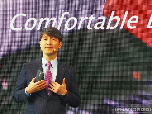 LG G4 CEO
