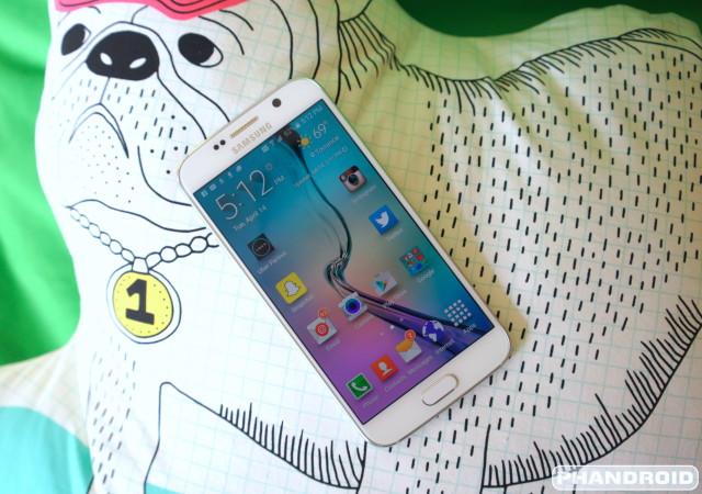Samsung Galaxy S6 DSC09335