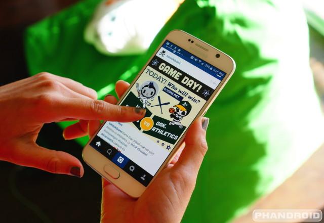 Samsung Galaxy S6 DSC09364