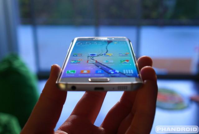 Samsung Galaxy S6 Edge DSC09210
