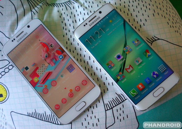 Samsung Galaxy S6 Edge DSC09263