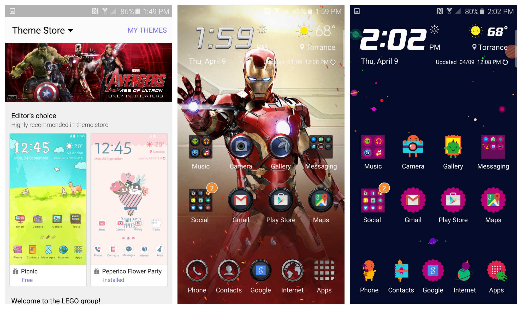 Samsung Is Looking For Designers To Create New Galaxy Themes