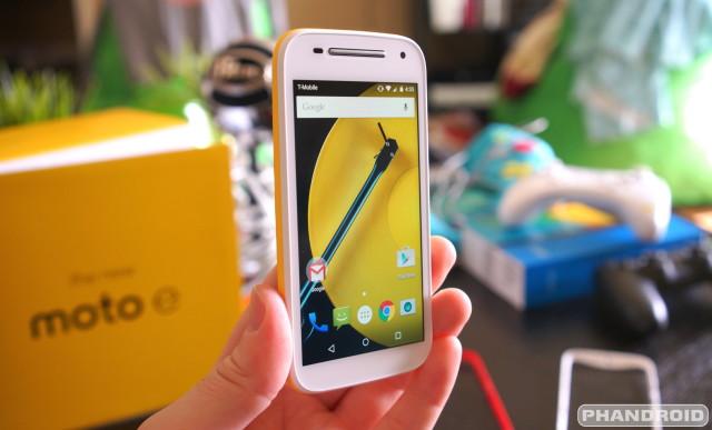 Motorola Moto E 2nd Gen 2015 DSC09134
