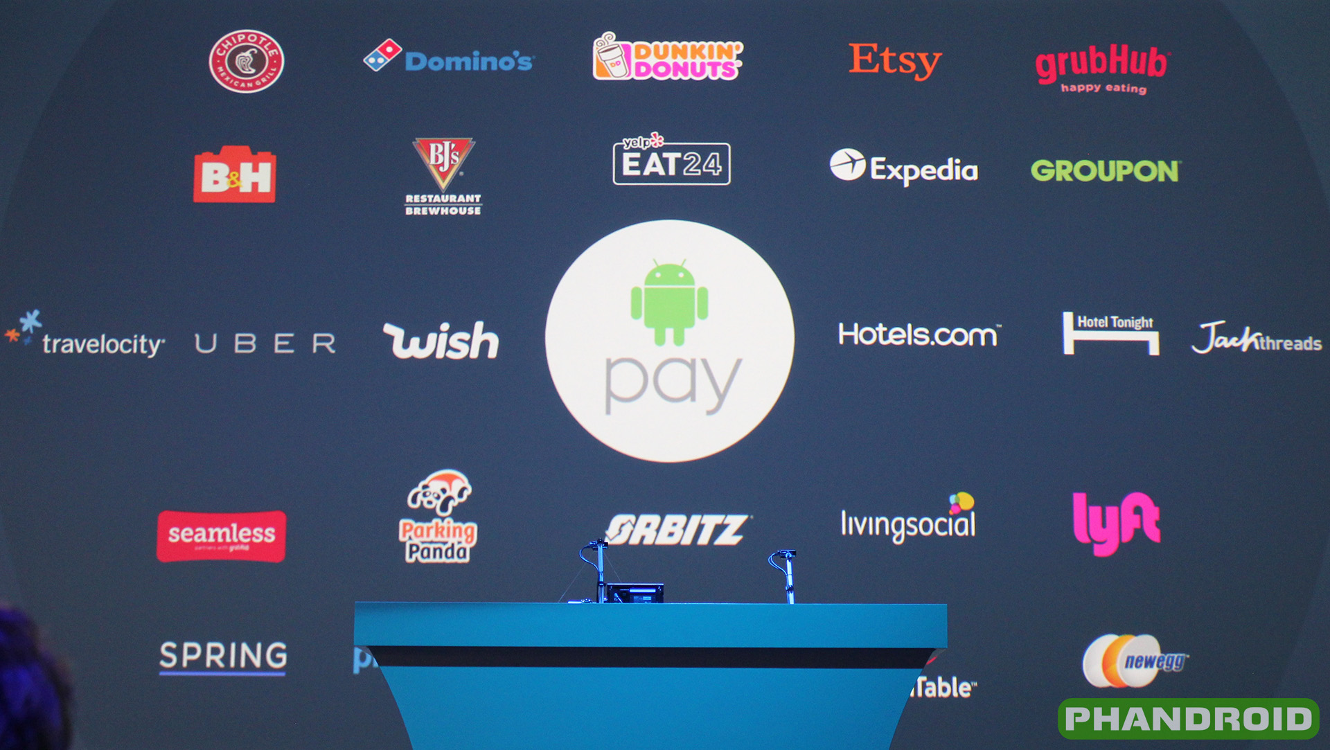Google announces Android Pay to replace Google Wallet