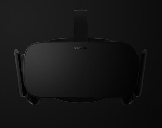 oculus rift protoype