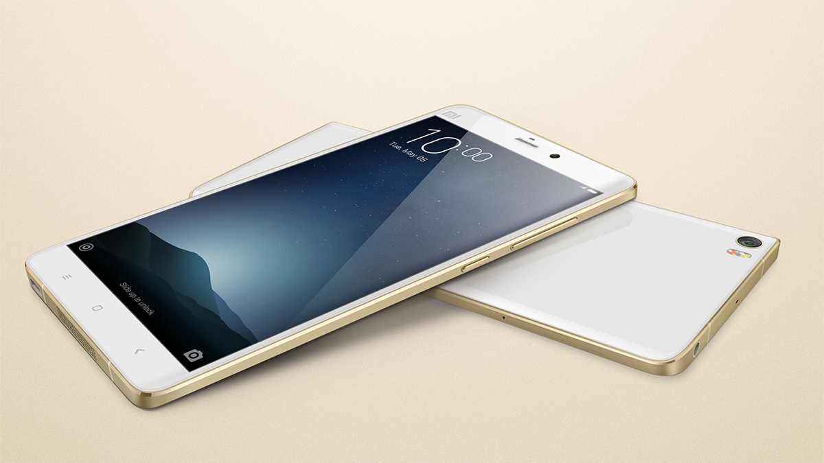 Xiaomi Mi Note Pro officially announced: 4GB of RAM, 5 7