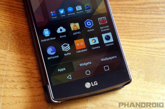LG G4 customize