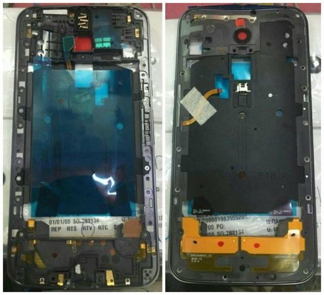 Motorola Moto X 3rd Gen 2015 frame leak