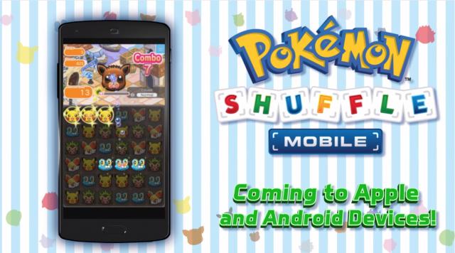 Pokemon Shuffle