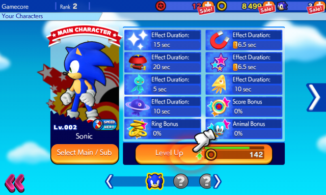 Sonic Runner 2