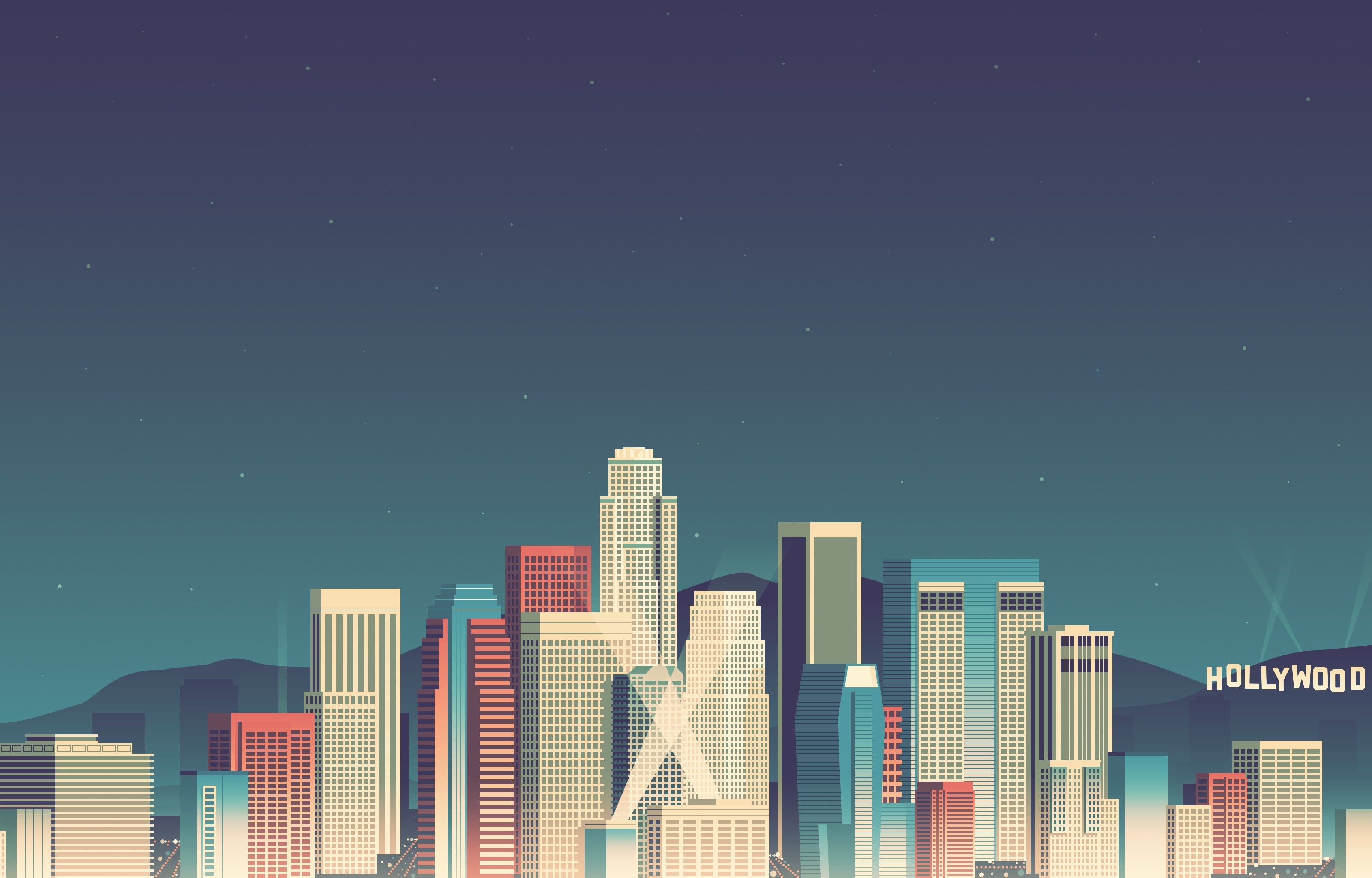 Android Wallpaper: 8-Bit Landscapes - Phandroid