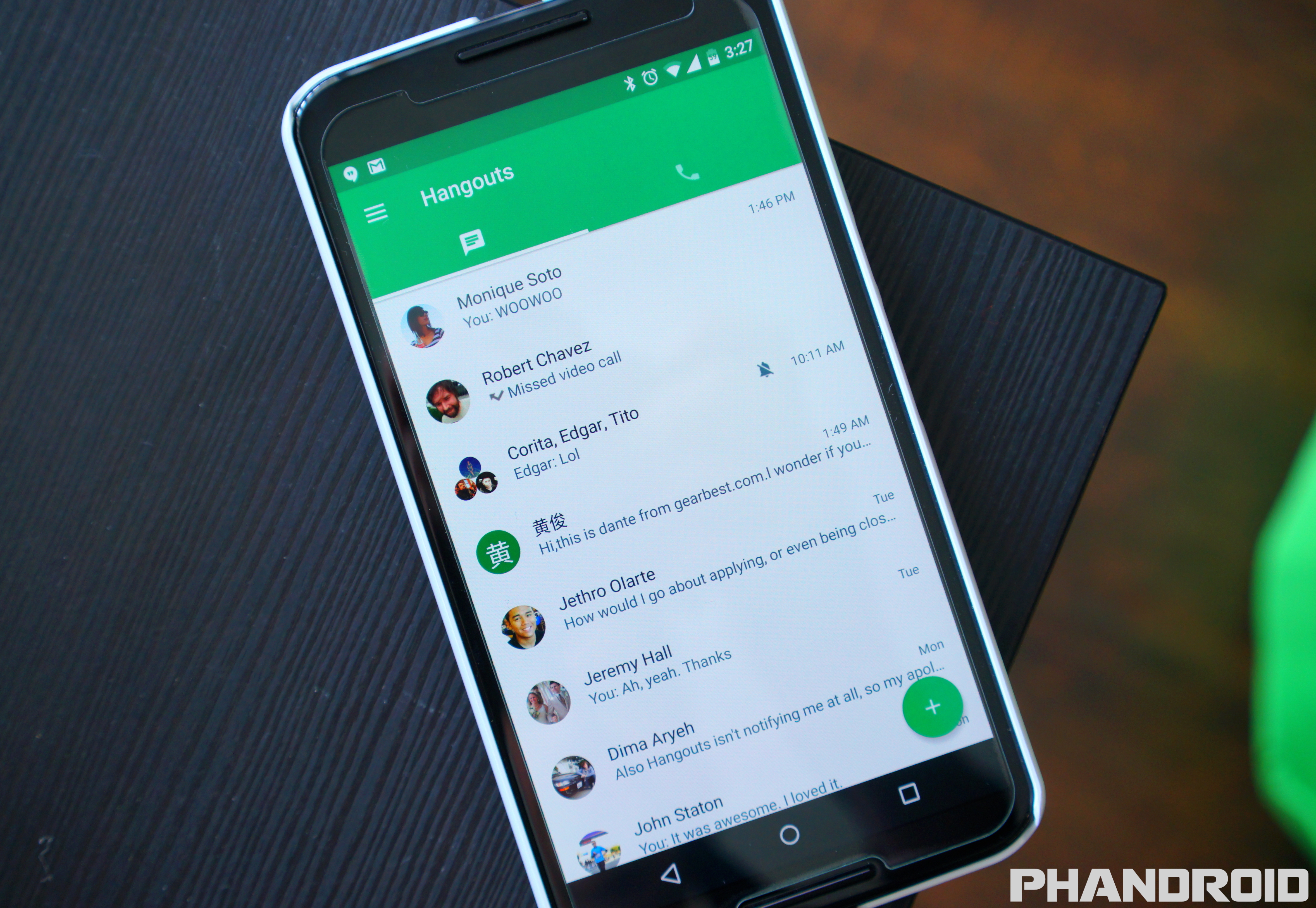 Download: Hangouts 5 0 for Android is now available