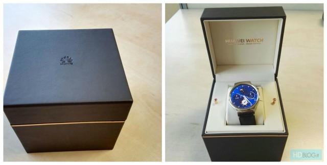 Huawei Watch luxury box leak
