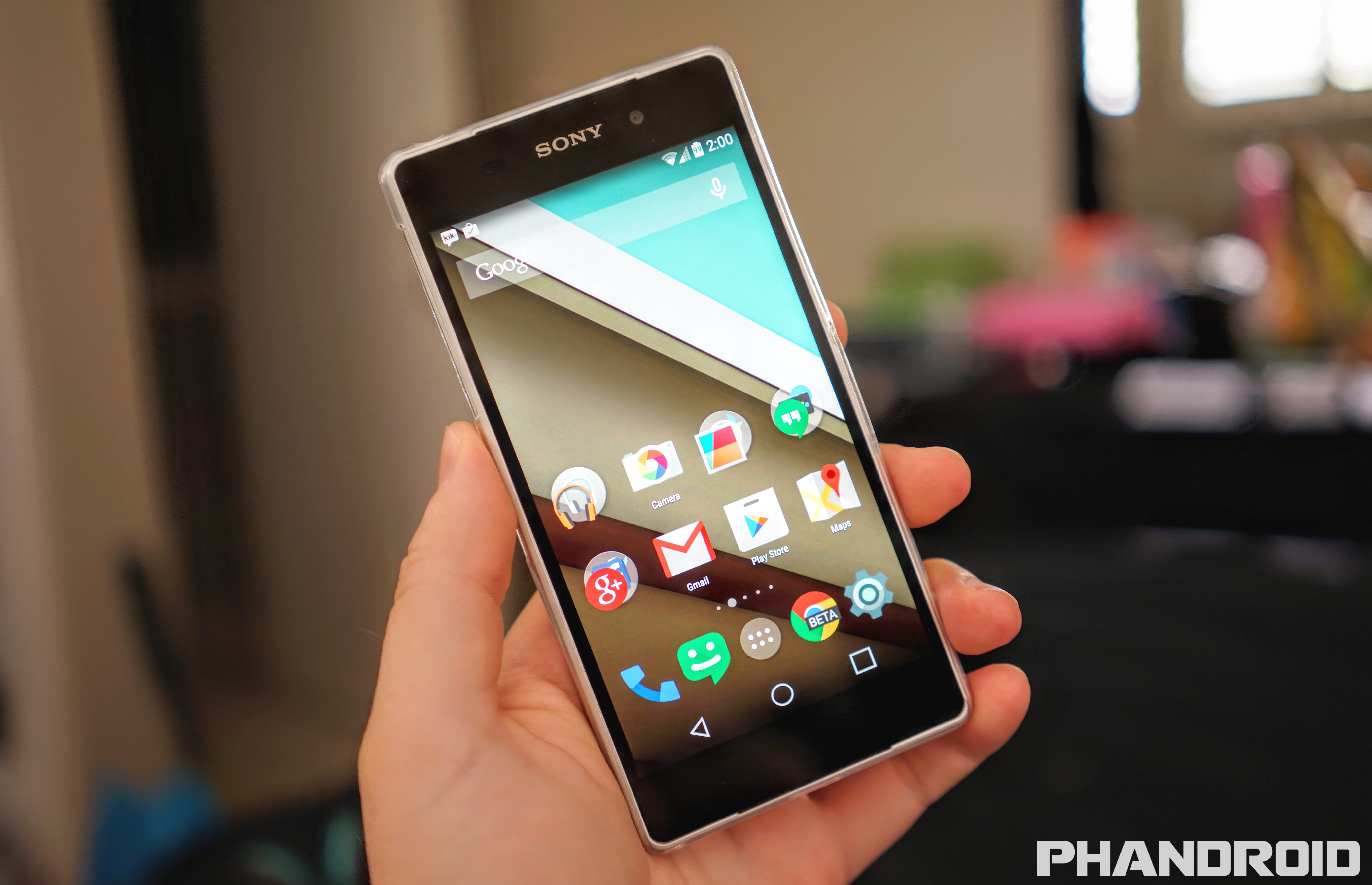 Sony Xperia Z2 and Z3 family get Android 5 1 Lollipop today
