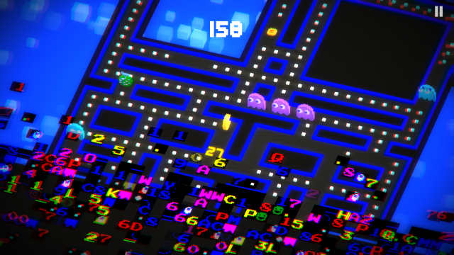 PAC-MAN 256 Android endless runner