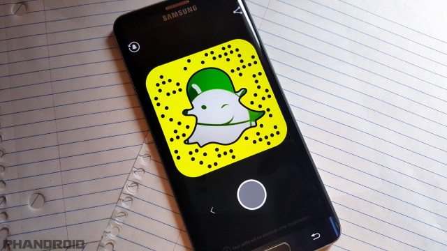 New Snapchat features discovered, including voice notes and