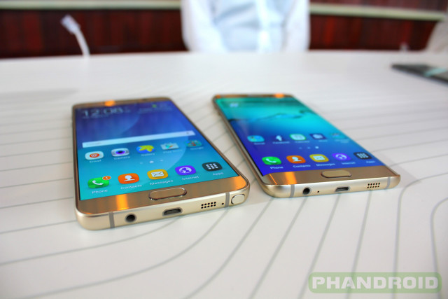 Phandroid-Samsung-Note-5-S6-Edge-Plus-Laying-On-Table