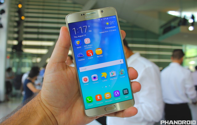 Samsung Galaxy Note 5 IMG_9750