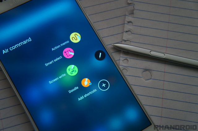 Samsung-Galaxy-Note-5-air-command