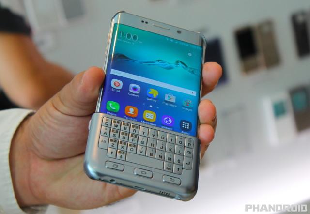 Samsung Keyboard Case S6 Edge Plus Note 5
