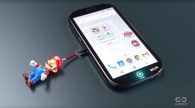 Wii U Android smartphone 1