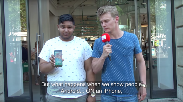 iPhone fans secretly love Android