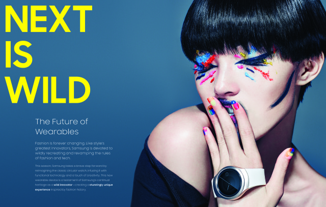 samsung watch look book 2