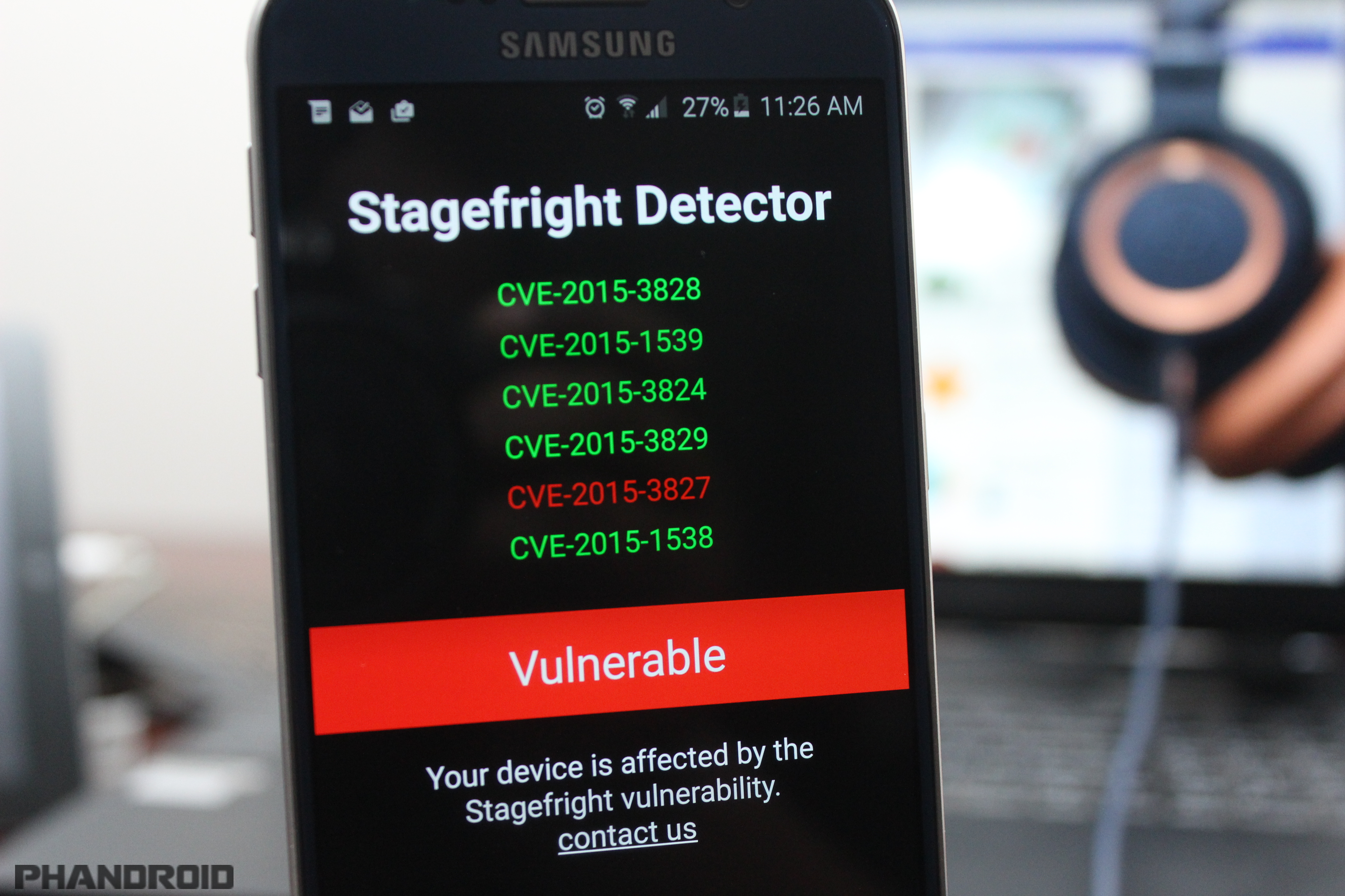 PSA: Your Android phone may still have Stagefright vulnerability