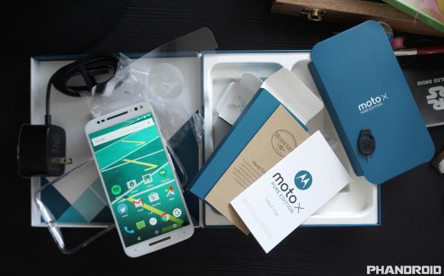 Motorola Moto X Pure Edition DSC09944