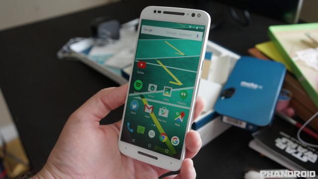 Motorola Moto X Pure Edition DSC09954