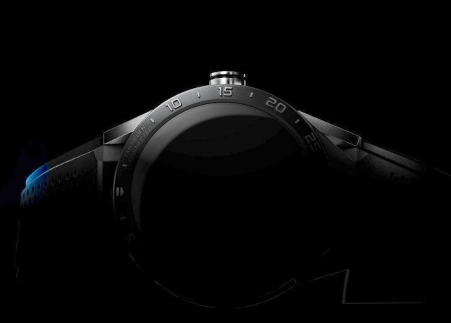 Tag Heuer Android Wear Intel teaser