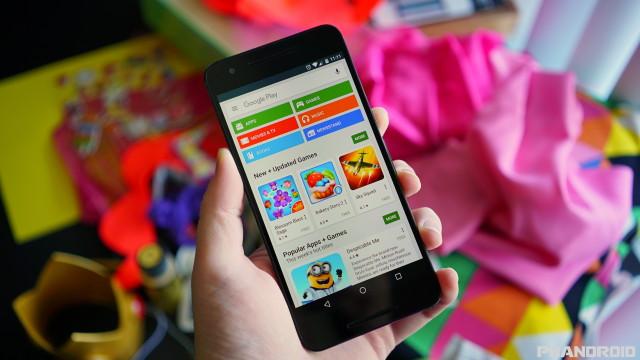 Google Play Store DSC00328