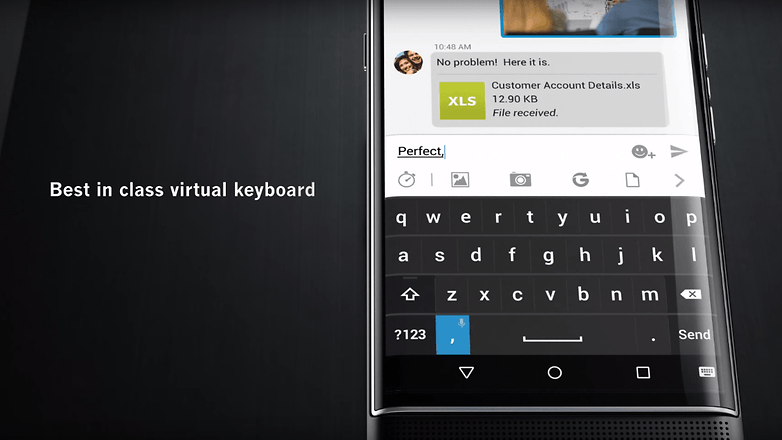 You can now download the Blackberry keyboard, wallpapers and