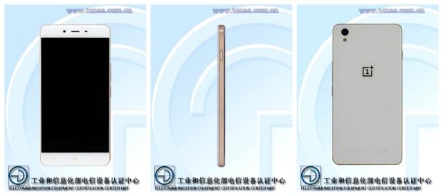 OnePlus 2 Mini One E1000 TENAA