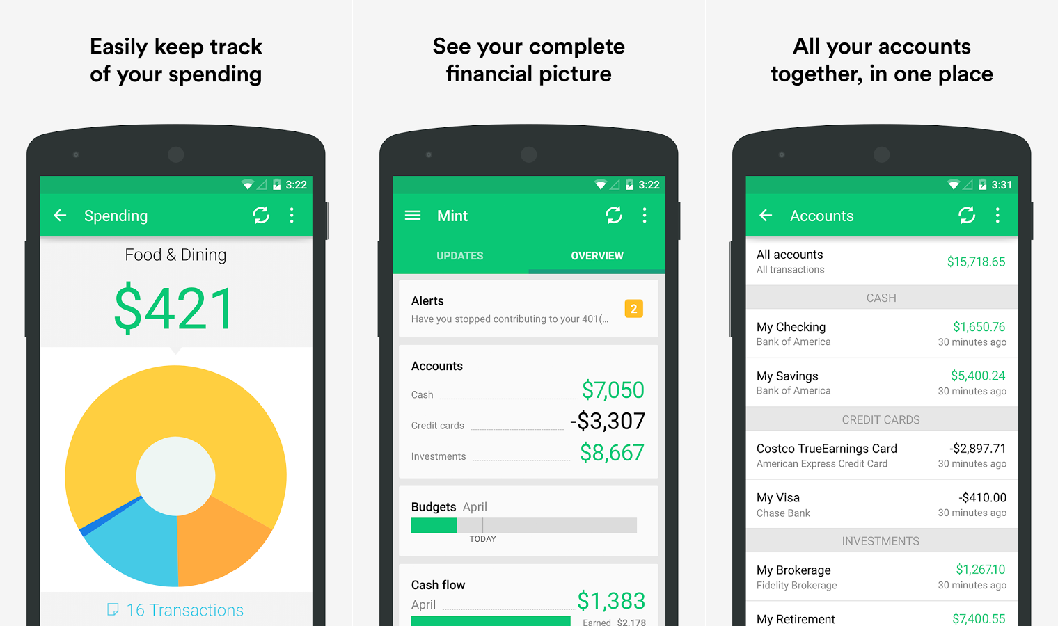 Android Help App mint for android finally adds fingerprint support