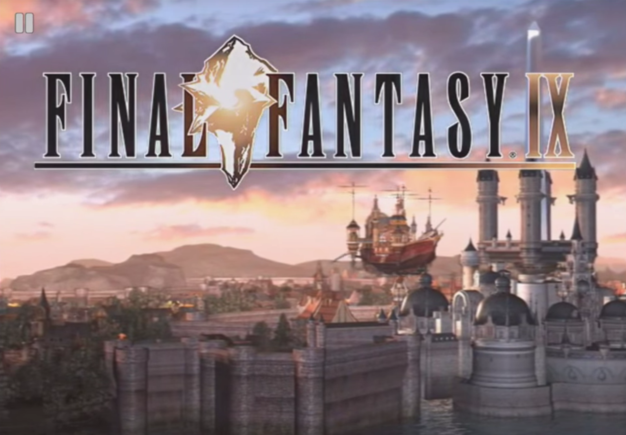 Final Fantasy 9 now available for Android