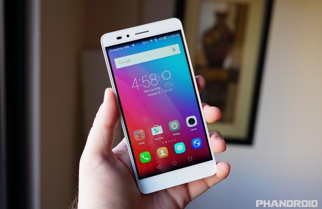 Huawei Honor 5X DSC00921