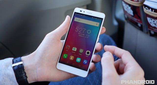 Huawei Honor 5X DSC00934