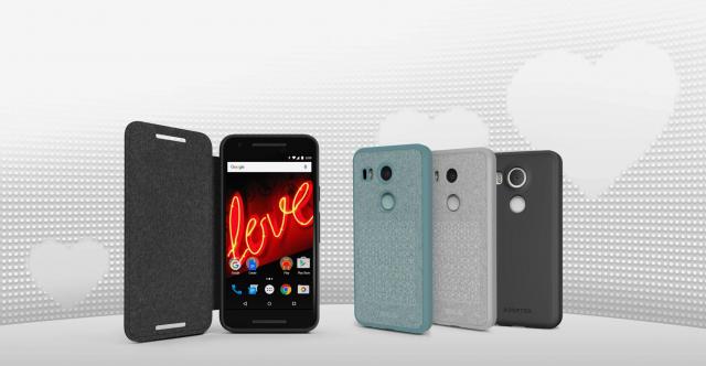 Nexus 5X Valentines Day promo 50 off