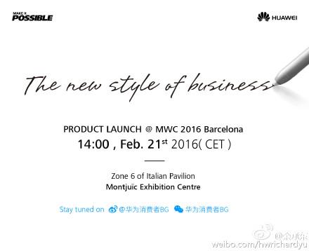 Huawei invite stylus