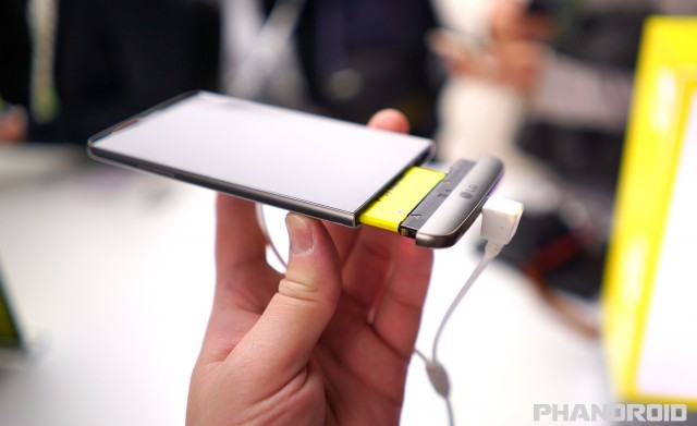 LG G5 side front Magic Slot DSC01376