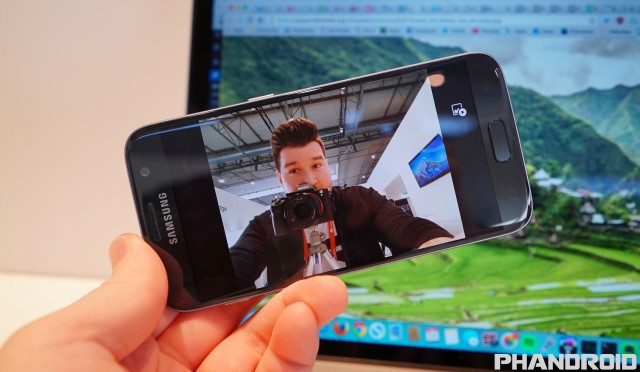 Did you know the Samsung Galaxy S7 has Live Photos, too? [VIDEO]