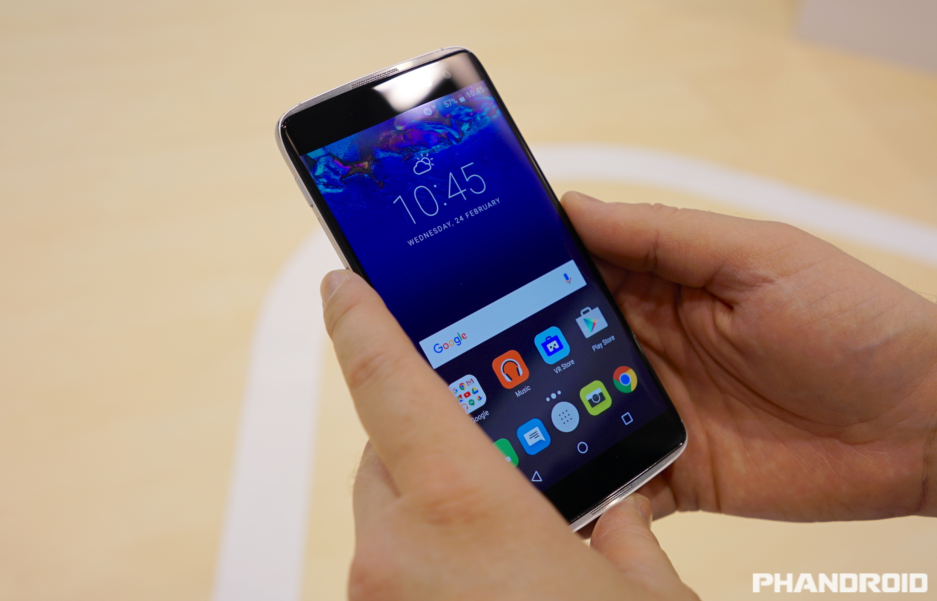 Alcatel Idol 4S VR bundle available July 15th for $350