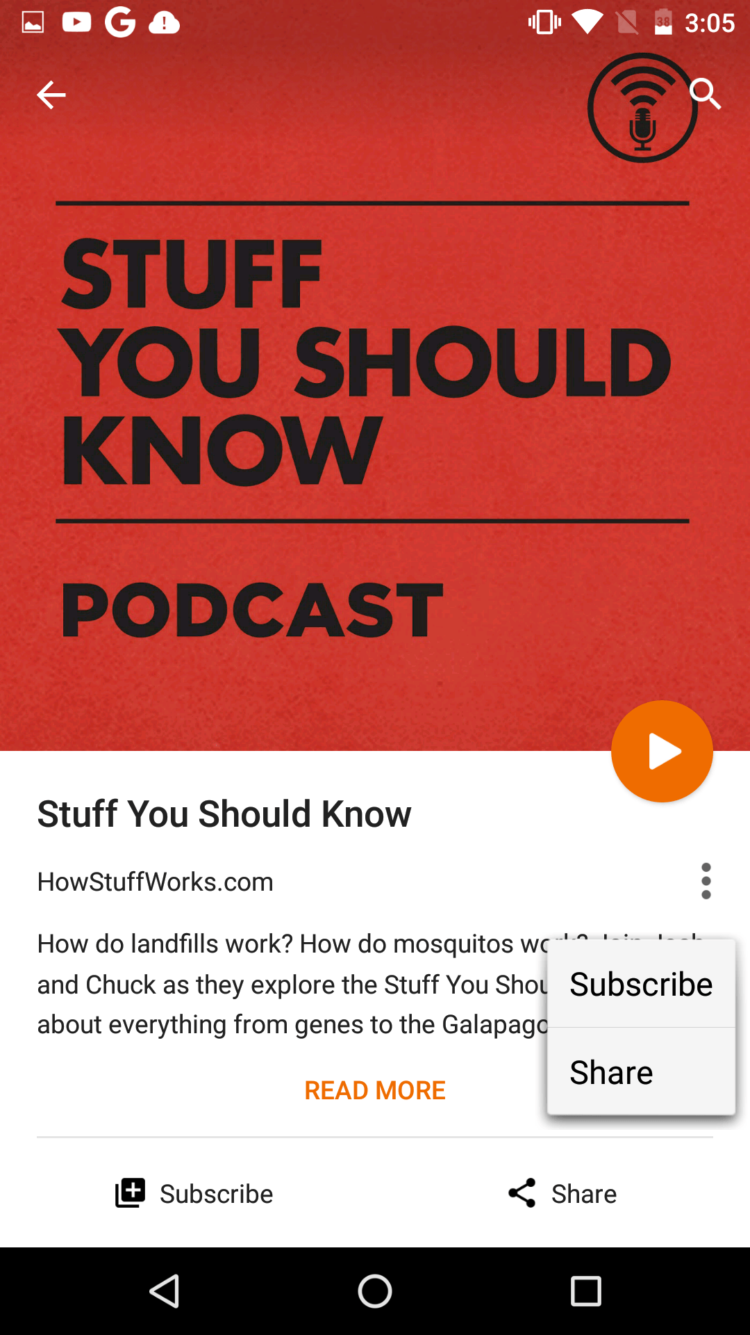 Some users are already seeing podcast support in Google Play