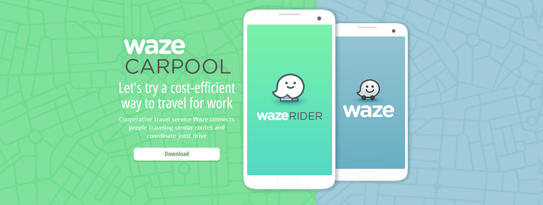 Google renames RideWith to Waze Rider, something more could