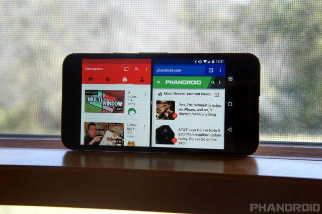 Android N Multi-Window 2