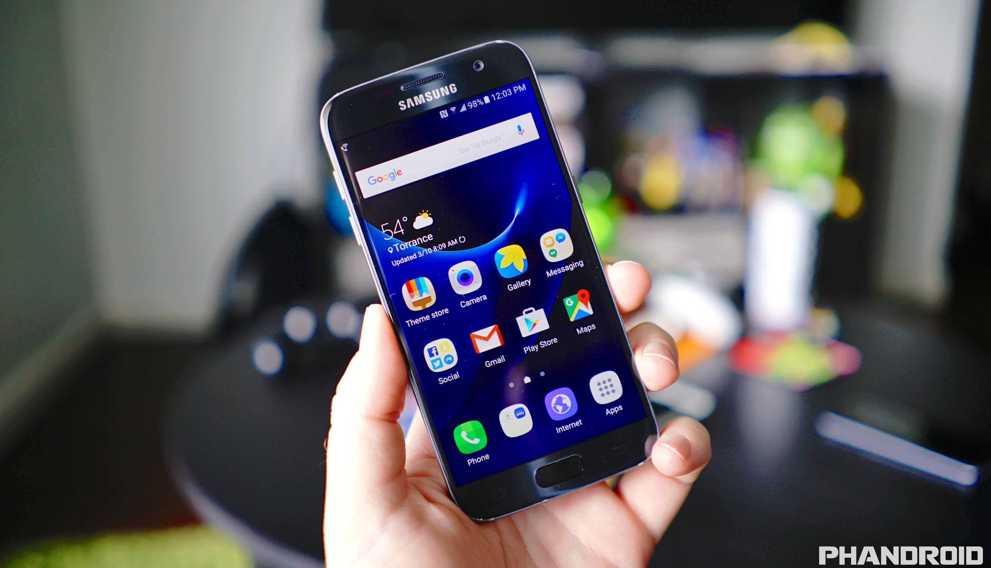 Deal Grab A Refurbished Samsung Galaxy S7 From Ebay For 500