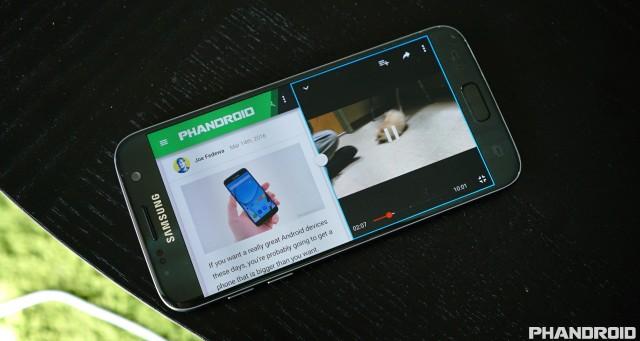 Samsung Galaxy S7 TouchWiz DSC02109