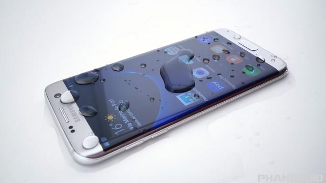 Samsung Galaxy S7 water resistance DSC01927